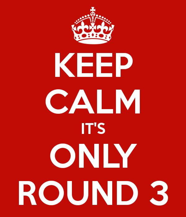 Covey League 2017 - Round 3